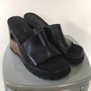 Bongo Platform Sandals